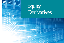 Pricing equity derivatives