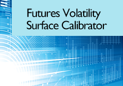 Futures Volatility Surface Calibrator